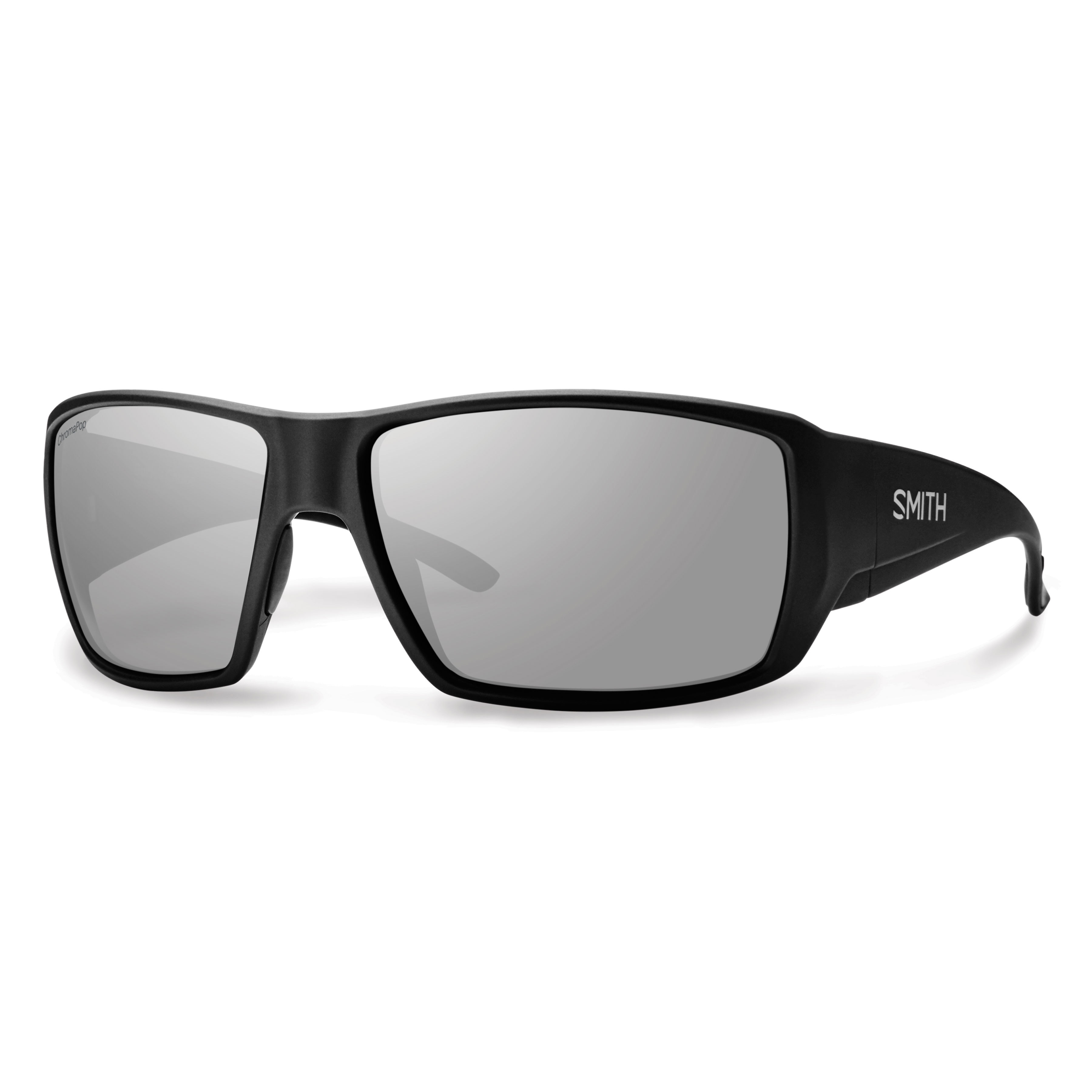 304ff64196 Smith – GUIDE S CHOICE – Matte Black   ChromaPop+ Polarized Platinum ...