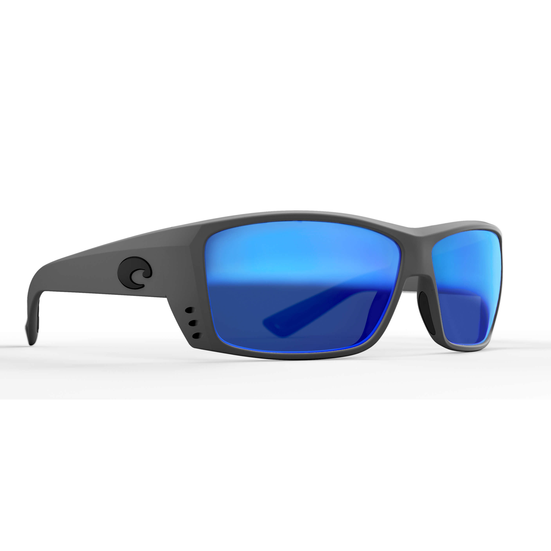 6343e21cd8fe3 COSTA OCEARCH – Cat Cay – Matte Grey   Blue Mirror Glass 580 ...